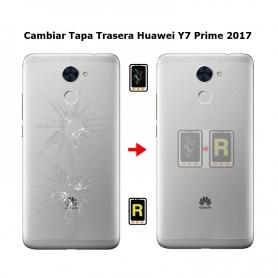 Cambiar Tapa Trasera Huawei Y7 Prime 2017