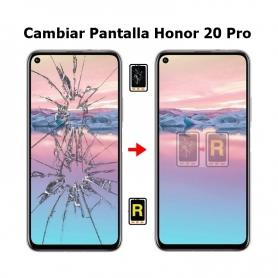 Cambiar Pantalla Honor 20 Pro