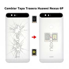 Cambiar Tapa Trasera Huawei Nexus 6P