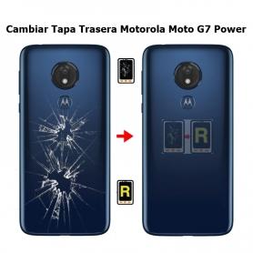 Cambiar Tapa Trasera Motorola Moto G7 Power