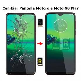 Cambiar Pantalla Motorola Moto G8 Play XT2015