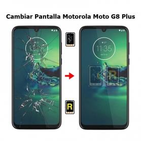 Cambiar Pantalla Motorola Moto G8 Plus