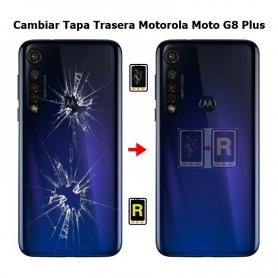 Cambiar Tapa Trasera Motorola Moto G8 Plus