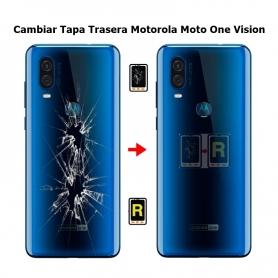 Cambiar Pantalla Motorola Moto One Vision