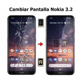 Cambiar Pantalla Nokia 3.2