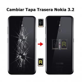 Cambiar Tapa Trasera Nokia 3.2