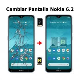 Cambiar Pantalla Nokia 6.2