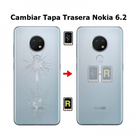 Cambiar Tapa Trasera Nokia 6.2