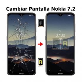 Cambiar Pantalla Nokia 7.2
