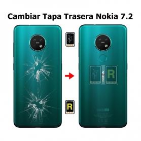 Cambiar Tapa Trasera Nokia 7.2