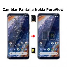 Cambiar Pantallla Nokia 9 PureView