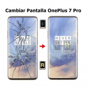 Cambiar Pantalla OnePlus 7 Pro