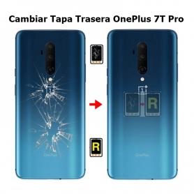 Cambiar Tapa Trasera Oneplus 7T Pro