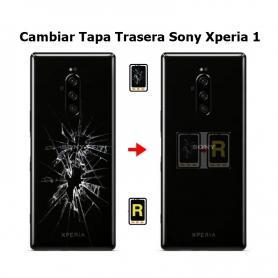 Cambiar Tapa Trasera Sony Xperia 1