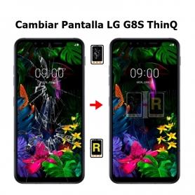 Cambiar Pantalla LG G8s