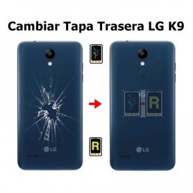 Cambiar Tapa Trasera LG K9