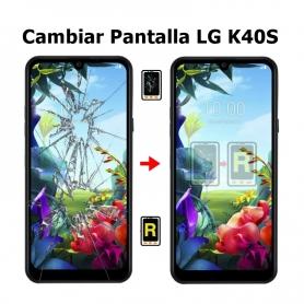 Cambiar Pantalla LG K40S LMX430EMW
