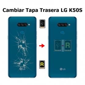 Cambiar Tapa Trasera LG K50S LMX540EMW