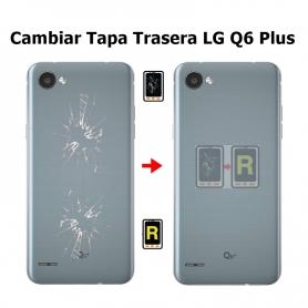Cambiar Tapa Trasera LG Q6 Plus