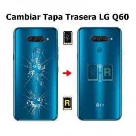 Cambiar Tapa Trasera Lg Q60 LMX525EAW
