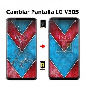 Cambiar Pantalla LG V30S