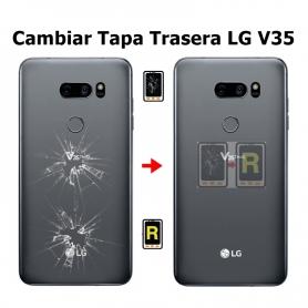 Cambiar Tapa Trasera LG V35 ThinQ