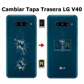 Cambiar Tapa Trasera LG V40 ThinQ LMV405EB