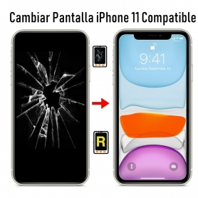 Cambiar Pantalla iPhone 11