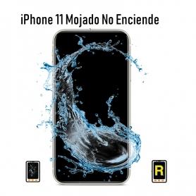 Reparar iPhone 11 Mojado