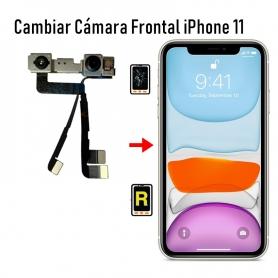 Cambiar Cámara Delante iPhone 11