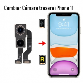 Cambiar Cámara Trasera iPhone 11
