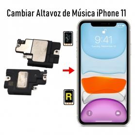 Cambiar Altavoz de Música iPhone 11