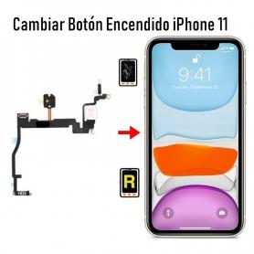 Cambiar Bóton Encendido iPhone 11