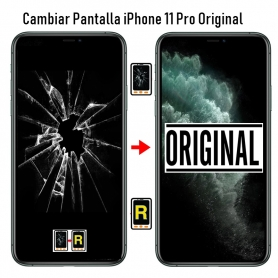 Cambiar Pantalla iPhone 11 Pro Original
