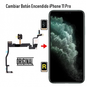Cambiar Bóton Encendido iPhone 11 Pro