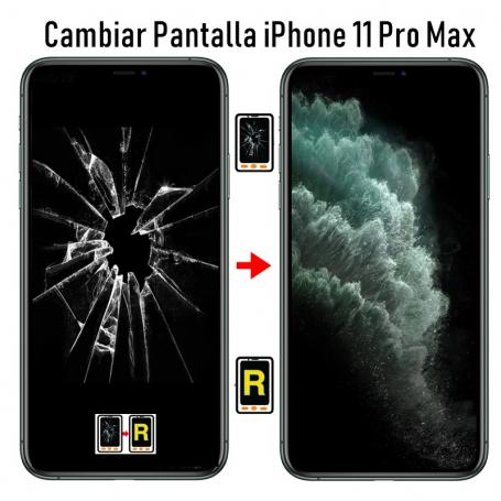Cambiar Pantalla iPhone 11 Pro Max