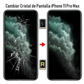 Cambiar Cristal De Pantalla iPhone 11 Pro Max