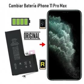 Cambiar Batería iPhone 11 Pro Max