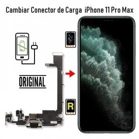 Cambiar Conector de Carga iPhone 11 Pro Max
