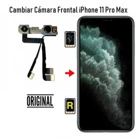 Cambiar Cámara Frontal iPhone 11 Pro Max