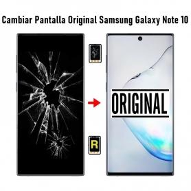 Cambiar Pantalla Samsung Galaxy Note 10 SM-N970F