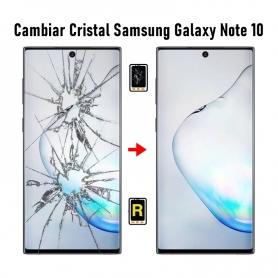 Cambiar Cristal de Pantalla Samsung Note 10 SM-N970F