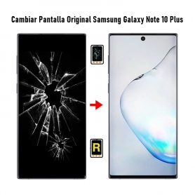 Cambiar Pantalla Samsung Galaxy Note 10 Plus SM-N975F