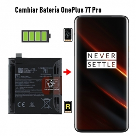 Cambiar Batería OnePlus 7T Pro