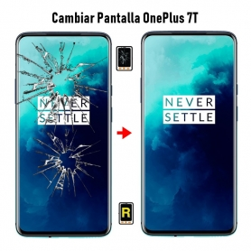 Cambiar Pantalla OnePlus 7t