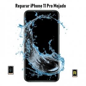 Reparar iPhone 11 Pro Mojado