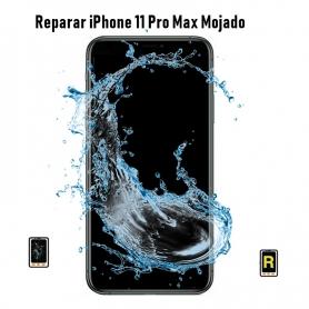 Reparar iPhone 11 Pro Max Mojado