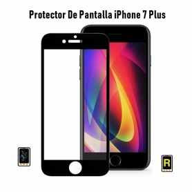 Protector De Pantalla iPhone 7 Plus