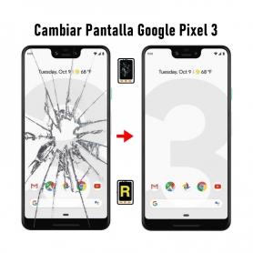 Cambiar Pantalla Google Pixel 3