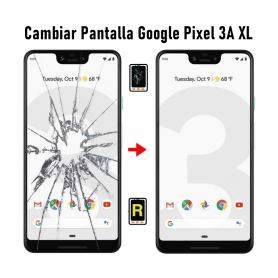Cambiar Pantalla Google Pixel 3A XL
